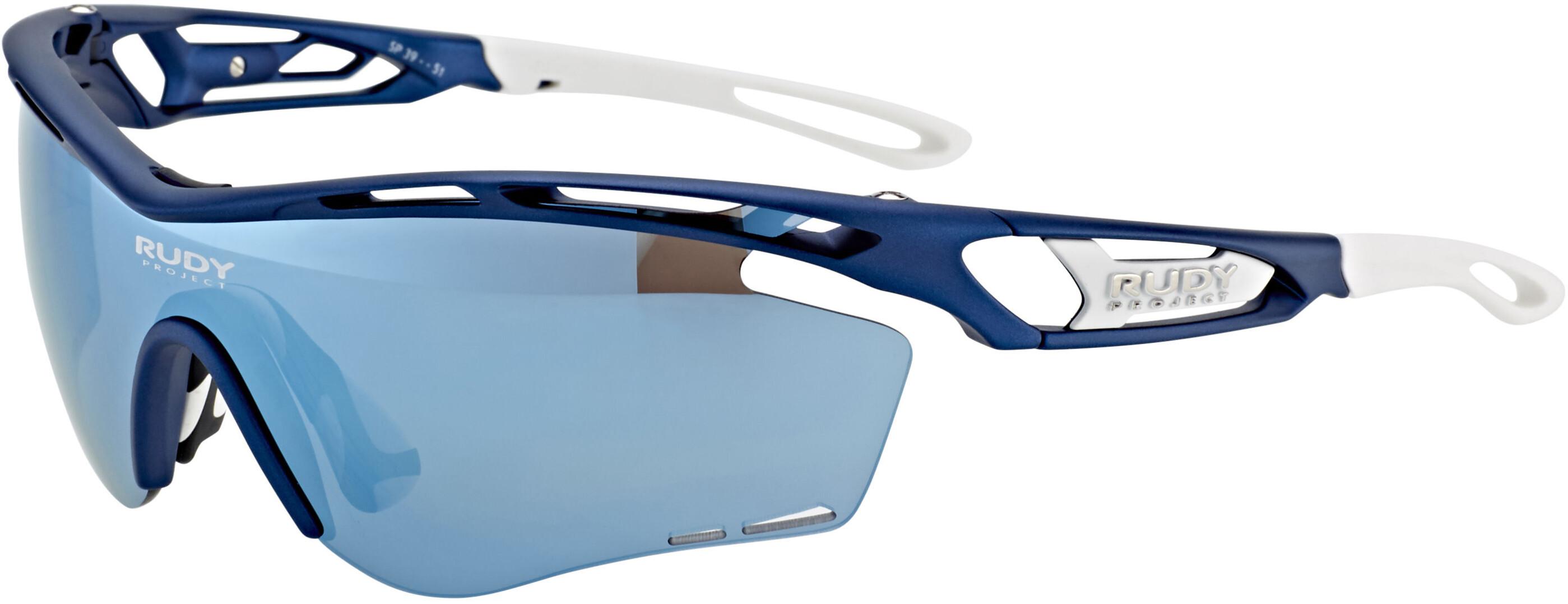 503e513422 Rudy Project Tralyx Bike Glasses blue white at Bikester.co.uk